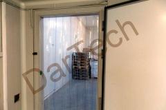 Perdea PVC pentru camere refrigerare