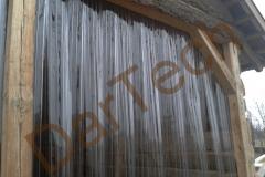 Perdea PVC protectie