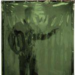 cortina sudura verde