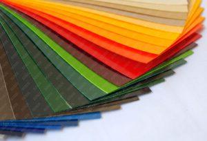 culori folie pvc