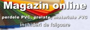 magazin online cu produse din PVC