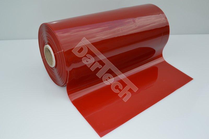 rola din PVC rosu