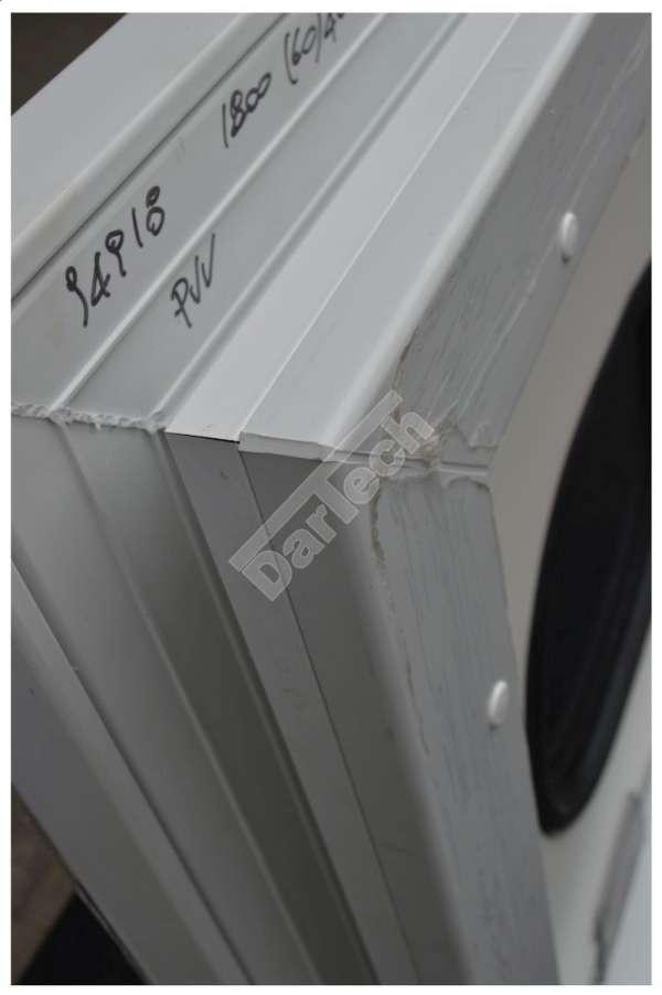detali rama PVC