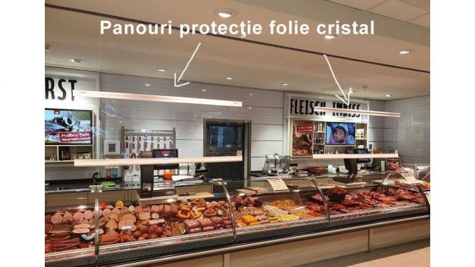 folie cristal PVC transparent