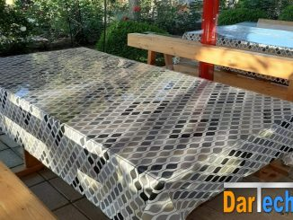 folie PVC transparent pentru protectie