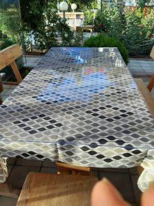 folie PVC transparenta pentru protectie