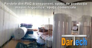 perdea PVC