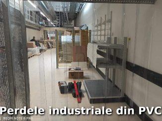 perdele industriale