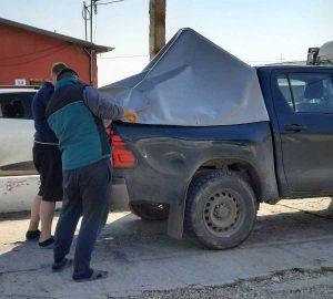 prelata din PVC pentru camion